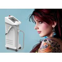 China 1064 532 nd yag laser vertical design laser tattoo removal machine tattoo removal laser ABS shell all color tattoo wholesale