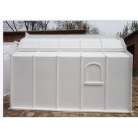 Buy cheap Calf Housing Optional Fence Calf Hutches For Calves , Sheep , Goats from wholesalers