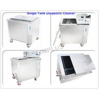 SUS304 / SUS316L 3000W 288 Liter Automotive Ultrasonic Cleaner For DPF Clean