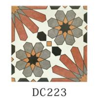 China 200*200 mm Decorative Glazed Ceramic Tile / Living Room Floor Tiles wholesale