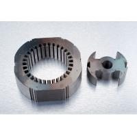 China Surface Coated Electrical Motor Stamping , Quality Inspection Motor Stator Core wholesale