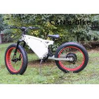China Fat Tire Electric Beach Cruiser Mountain Bike With Electric Motor For Womens wholesale