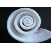 Industrial 4.5mm Dust Filter Cloth Membrane Coated for Air / Liquid Filtration 500gsm