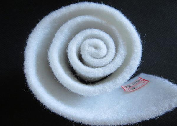 Quality Industrial 4.5mm Dust Filter Cloth Membrane Coated for Air / Liquid Filtration 500gsm for sale