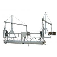 China ZLP500 5 KN 4T31 Rope Lightweight Scaffolding Suspended Platform on sale