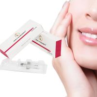 China hot sell cross-linked hyaluronic acid gel fillers injections for face wrinkles on sale