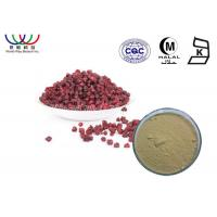 China Fructus Schisandra Chinensis Extract 2% 5% 9% Schizandrin A Strengthening Kidney Function on sale