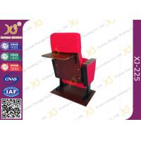 China Functional Cold Molded Plywood Auditorium Furniture Chair With Wood Back / Seat Shell wholesale