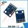 China 3 module électronique magnétorésistant de boussole de la sonde HMC5883l d'axe wholesale