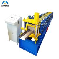 China High Precise Roll Forming Machinery Shutter Door Frame 17 Rows 45# rollers wholesale