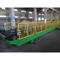 7.5KW G.I or Painted G.I Steel Forming Machines 0.4mm-0.8mm Thickness