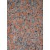 China G562 Maple Red Granite Stone Slab Flooring Tile Polished Flamed Bushhammered wholesale