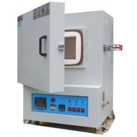 China 1300 Degree Celsius High Temperature Lab Box Muffle Furnace , High Temperature Laboratory Oven on sale