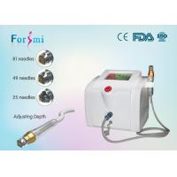 China best quality high frequency rf fractional micro needle skin sightening for spa use wholesale