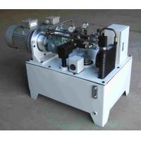 China hydraulic power pack unit for CNC lathe machines wholesale