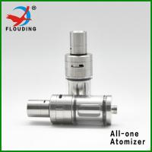 Buy cheap Dual coil SS 303 hardware sub ohm e cigarette tank atomizers for e cigarette from wholesalers