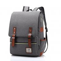 China Retro Cute Stylish School Backpacks  , Outdoor Camping Waterproof College Bags wholesale
