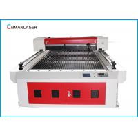 China Desktop 2mm CO2 Stainless Steel Metal Laser Cutting Machine 1325 With 150w RECI Tube wholesale