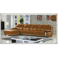 Buy cheap A15; L shape genuine leather sofa, modern home furniture,office furniture, from wholesalers