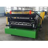 China Metal Roofing Sheet Roll Forming Machine PLC Controlled R101 Profiles Use wholesale