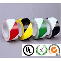 Buy cheap PVC floor marking tape with various sizes and colors / floor masking tape from wholesalers