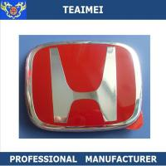 China Epoxy Resin / Chrome 3D Custom Car Emblems Honda Logos 92*75mm wholesale