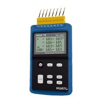 Buy cheap High Precision 8 Channel Thermocouple Data Logger Large LCD Display With Back Light from wholesalers