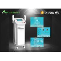 China High technology 2 handles multifunctional salon use shr hair removal laser painless wholesale