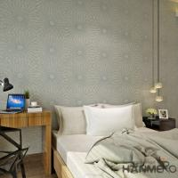 China Fiber Particle Interior Wallpaper Wall Decoration Living Room Plant wholesale