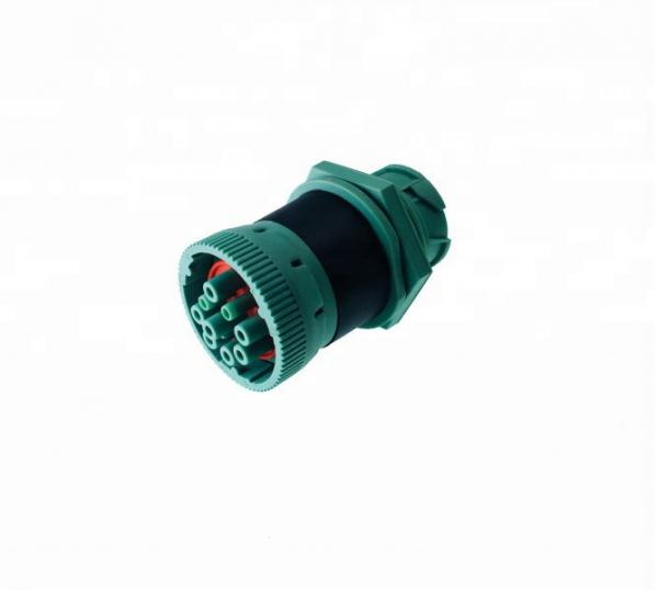 Quality Hgih Precision 9 Pin Deutsch Diagnostic Connector 20AWG Pure Copper Materials for sale
