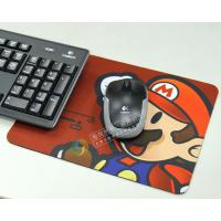 China Fabric Surface Rubber Backed Counter Mat,desktop rubber mat on sale