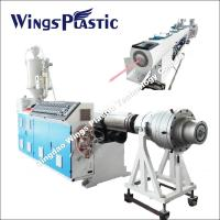 China HDPE Pipe Production Line / Pipe Extruder On Sale on sale