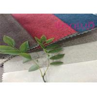China SGS Colorful Cotton Linen Fabric 148-150cm Width Easy Clean No Harmful Chemicals wholesale