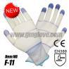 China PU coated Anti Static Cleanroom Gloves wholesale