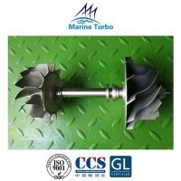 China T- RU110-1A Turbocharger Rotor Assembly For T- IHI Marine Engine Turbocharger Repair Spare Parts wholesale