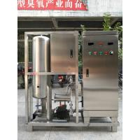 China YT-S-017 10-50g industrial built in high concentration water treatment  ozone generator with micing pump wholesale