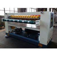China Precision Cardboard Box Cutting Machine Computer Straight Spiral Blade NC Cut Off wholesale