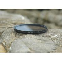 China CPL Lens Filter 72mm Photography Camera Filters Circular Schott B270 Material wholesale