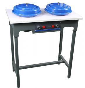 Buy cheap Оборудование 380В двойных блюд высокоскоростное Металлографик полируя, подгонянн from wholesalers