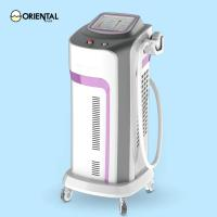 China Pink 808nm Home Laser Hair Removal Machines 75kg For Beauty Spa wholesale
