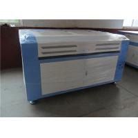 China Acrylic Fabric Wood Leather CO2 Laser Engraving Machine With Water Cooling wholesale