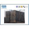 China Ahorrador de condensación industrial de acero para el ahorro de la energía de la caldera de agua caliente del gas wholesale