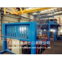 China 14.4mm Upward Continuous Casting Machine 4000Mt With Automatic Adjustment wholesale