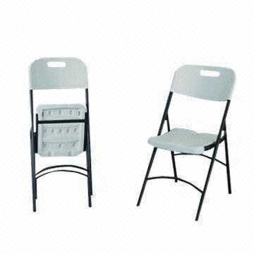 Folding Chairs, Measures 53 x 44 x 84cm