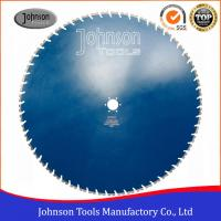 China 40 A Grade Diamond Wall Saw Blades For Electric Tracking Machine 1000mm wholesale