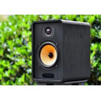 Portable QE520 Active Bookshelf Hifi Speaker Multimedia Karaoke