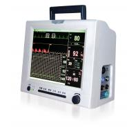 China 12.1 Inch TFT Portable Multi - parameter Patient Monitor With ECG, SPO2, NIBP, RESP, TEMP on sale