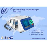 China 650nm / 940nm lipo laser cavitation fat system  weight  loss machine wholesale