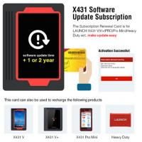 China LAUNCH Official Store Pin card software up date card support X431 V/V+/PRO/Pro Mini/Heavy Duty ect in stock wholesale