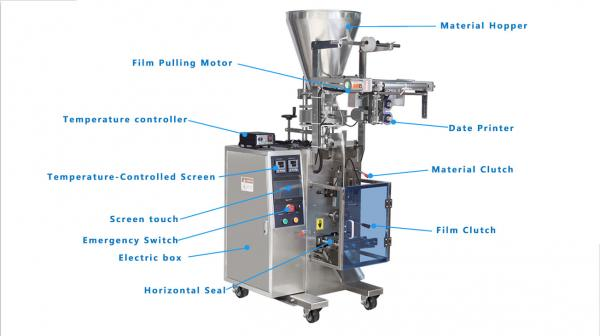 Quality High Quality Automatic packing machine sugar Instant Coffee Packing Machine,instant coffee granule packaging machine for sale